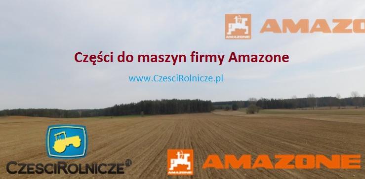 Amazone części